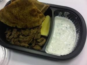 شاورما لحم بطريقه اثينا